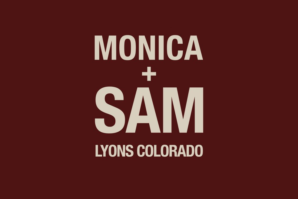 Monica and Sam