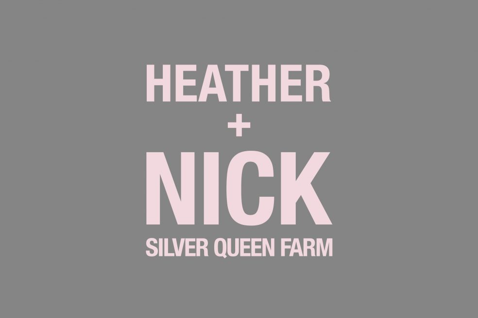Heather and Nick